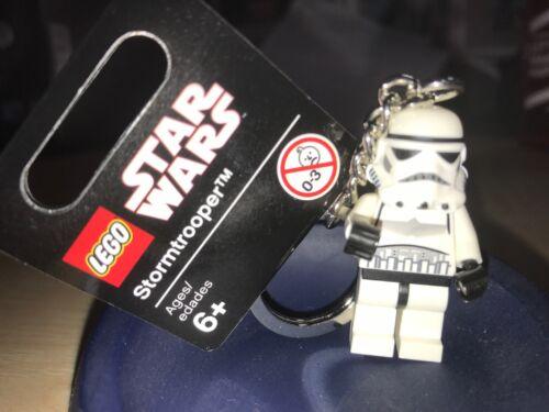 LEGO 850355 Stormtrooper Key Chain Minifigure Star Wars NEW Key Ring 2003