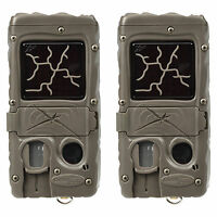 Cuddeback Dual Flash 20mp Invisible Infrared Game Trail Camera, 2 Pack | 1361 on sale