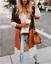 US-Women-Long-Sleeve-Knitted-Plus-Splice-Cardigan-Sweater-Outwear-Jacket-Coat thumbnail 9