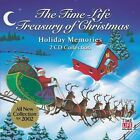 The Time-Life Treasury of Christmas: Holiday Memories by Various Artists (CD, Sep-2002, 2 Discs, Time/Life Music)