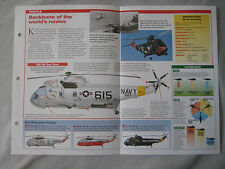 Aircraft of the World - Sikorsky S-61/SH-3 Sea King