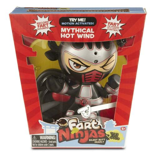 Mythical Hotwind-Neuf Schnock Ninjas XL Figure with Sound