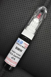 FOR-BMW-475-Black-Sapphire-PAINT-TOUCH-UP-PEN-1-2-3-4-5-6-7-SERIES-CHIP-REPAIR