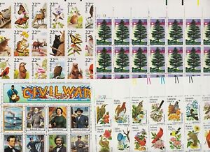 U.S. Discount Postage - $ 38.40 FACE value - Complete panes, MNH