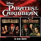 Soundtrack - Pirates Of The Caribbean ( The Curse Of The Black Pearl/Dead Man's Chest/Original , 2011)