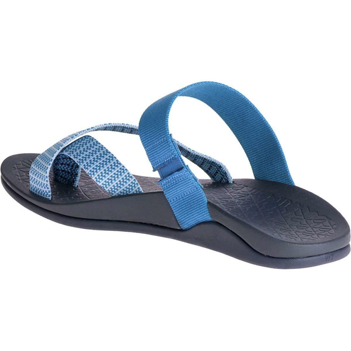 68ae6580c Chaco Women s Tetra Cloud Athletic Sandal Bluebell Eclipse 10 B(m ...