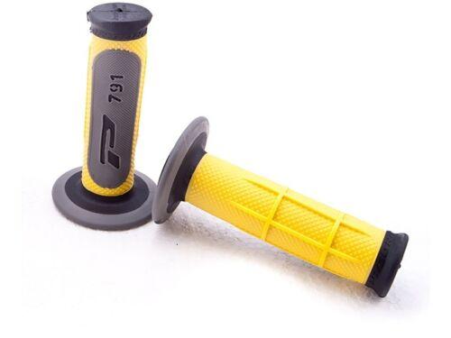 PROGRIP MOTO Grip MX 791 in diversi colori 22//25 mm 115 mm lang = 1 paia