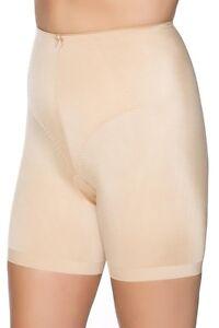 ulla Dessous Miederhose mit Bein Serie Yara 3718 Gr.38-56 Große Größen Haut/Schw