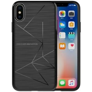 buy popular 55953 afcc3 Details about NILLKIN Magic Case Qi Wireless Charging TPU Phone Case Cover  for iPhone XS X 5.8