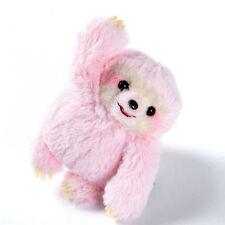 Namakemono no Mikke 4'' Pink Sloth Amuse Prize Plush Key Chain