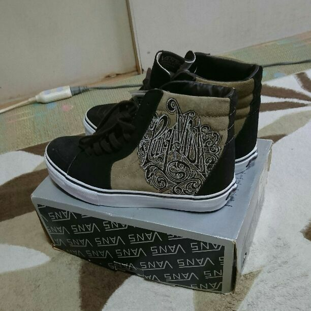 Vans sk 8 27 centimeters Limited from japan (2455