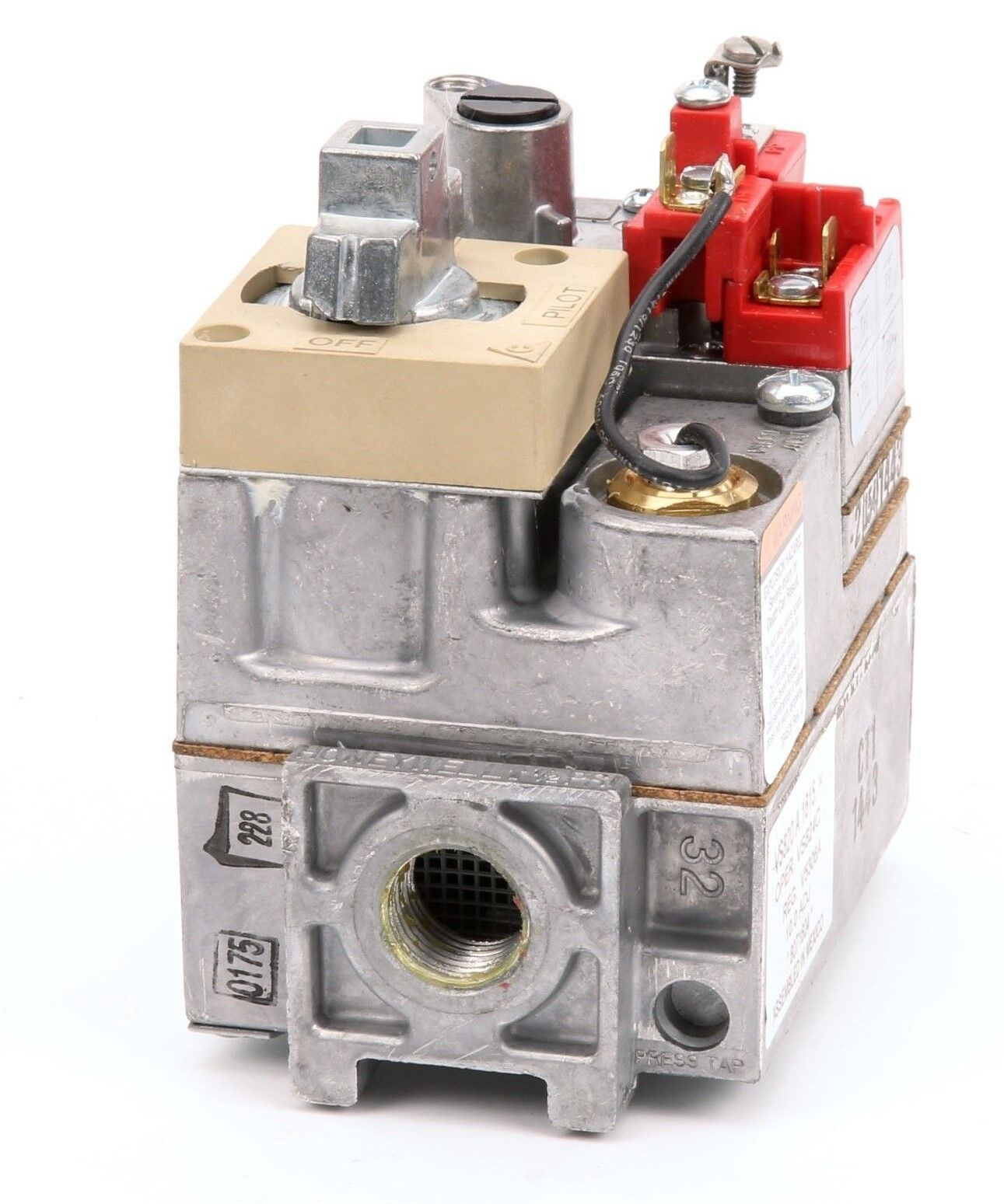 """NEW Honeywell VS820A 1815 Gas Valve; 1//2/"""" for FRYMASTER GAS LP PILOT SAFETY"""