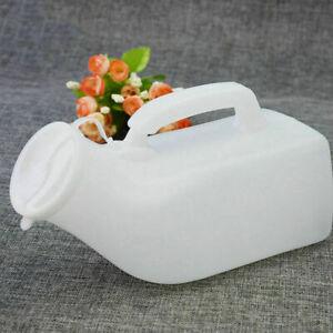 Outdoor-Urinflasche-Mens-Camping-Reise-Maennlichen-Pee-Urinal-Porta-Lagerung-L4W7