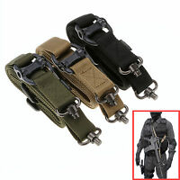 Retro Tactical Quick Detach QD 1 or 2 Point Multi Mission Rifle Sling Swivel End