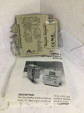 1 Used Ultra Slimpak G408 0001 Configurable Isolator Ver 1 Make Offer