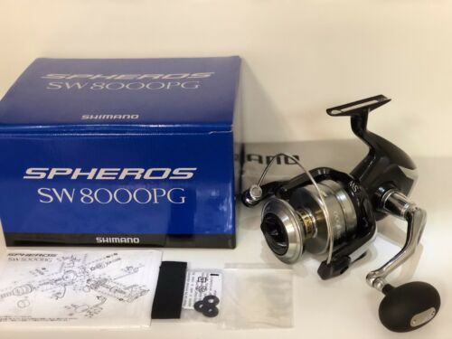 SHIMANO SPHEROS SW 8000PG Free Shipping from Japan