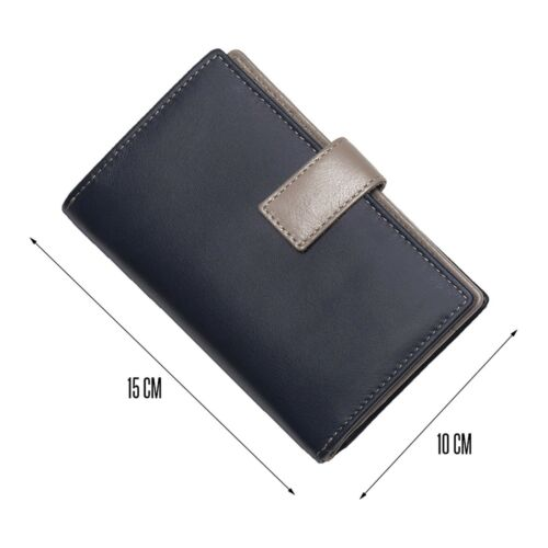 Dragon Fly Design Leather Purse with Zipped Pocket RFID Safe Women/'s Gift 110