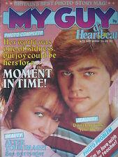 MY GUY MAGAZINE 12/6/82 - DOLLAR - LEIGH MCLOSKEY