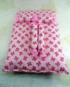 Barbie Blythe Bed Mattress Accessory Miniature Dollhouse