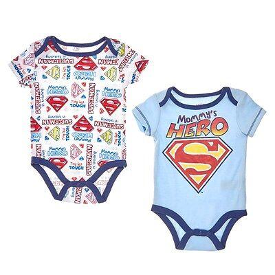 Cute Baby Clothes Baby Shower Gift Newborn Baby Funny Baby Bodysuit Hero Baby Bodysuit Mummy/'s Super Hero Baby Bodysuit
