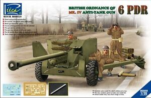 Wee friends britannique de 1//76 armes Set 1-Garçons Anti Tank Rifle x10