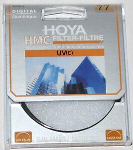 Filtro de Lente Protector C Hoya HMC UV de 49mm