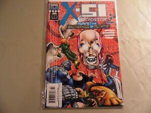 X-51-The-Machine-Man-2-Marvel-1999-Free-Domestic-Shipping