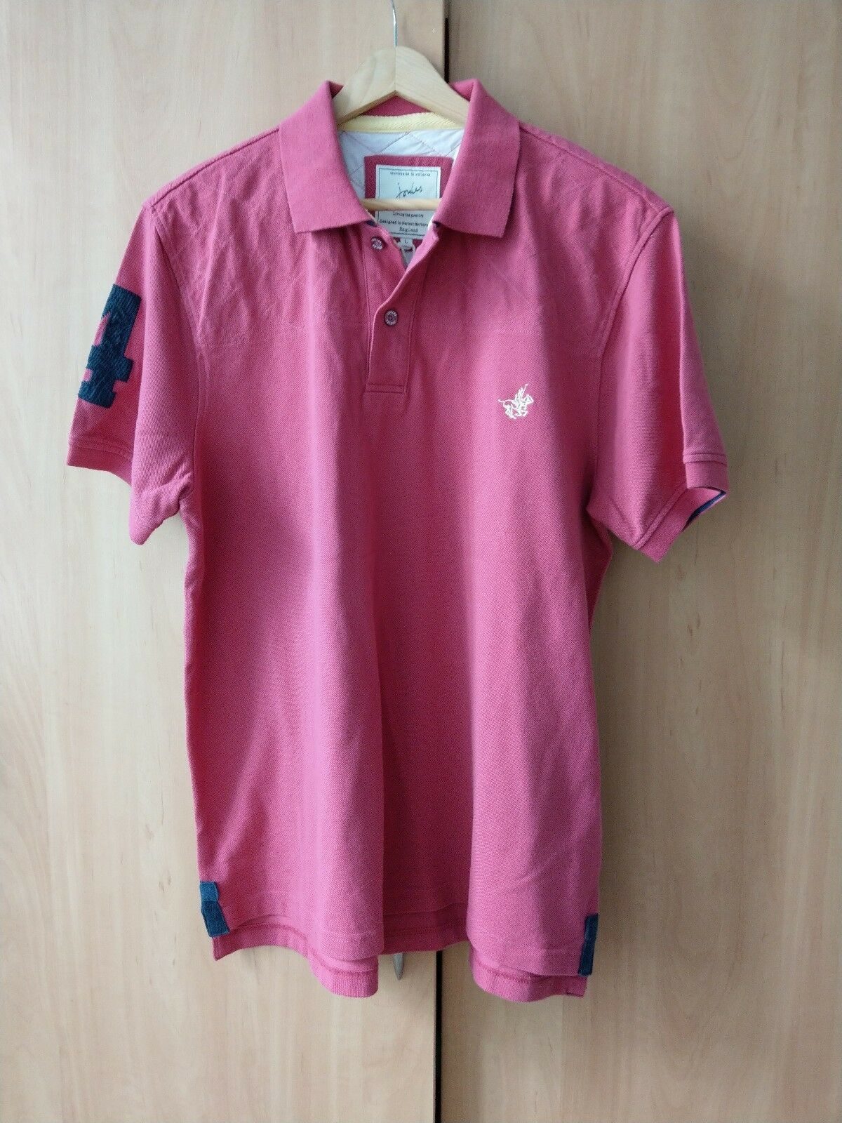 Joules polo shirt neu gr.L XL
