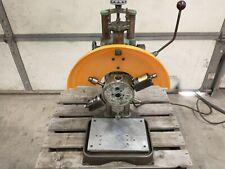 New Listingburgmaster Model B 0 B Turret Drill Press Drilling Tapping Machine Tapmatic 30x