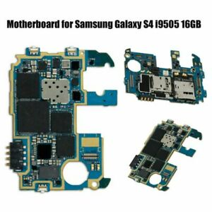 Carte-mere-Motherboard-Main-Board-Pour-Samsung-Galaxy-S4-GT-i9505-16-GB-Debloque