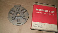 Homelite Xl100 Series Chain Saw Clutch Plate 64904 Vintage Chainsaw