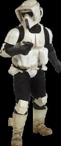 tienda de ventas outlet Estrella WARS EP. VI Scout Trooper Sixth Scale Acción Acción Acción Figura Sideshow Collectibles  envío gratis