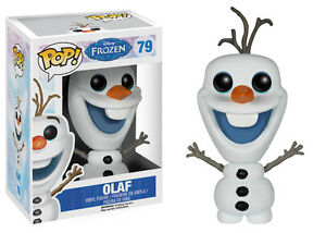 Funko Pop Disney Movies Frozen: Olaf Vinyl Action Figure Collectible Toy, 3.75""