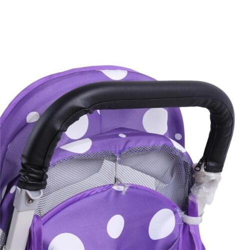 Baby Stroller Grip Cover Handle Bar Covers Pushchair Pram Buggy Accessories Z