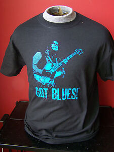 .got Blues F.king Guitar T-shirt S - Xl Whdpr7ze-07174159-693145693