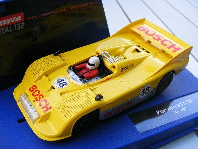 Carrera Digital 132 30572 PORSCHE PORSCHE PORSCHE 917/30 N° 48 2506d6