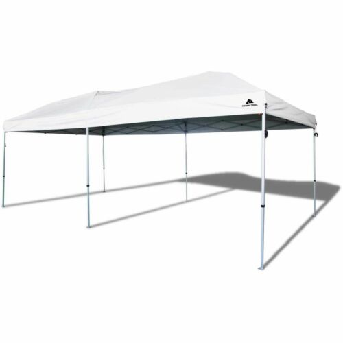 Ozark Trail 20x10 Straight Leg Instant Canopy 200 sq. ft Coverage *BRAND NEW*