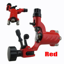 New Rotary Tattoo Machine Guns Dragonfly Shader Liner for Kit Needle Ink Red