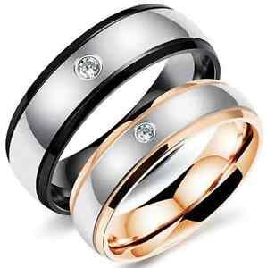 Anelli-Anello-Coppia-Fedi-Fede-Fedine-Fidanzamento-Nuziali-Cristallo-Oro-Argento