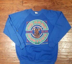 BUCK HUNTER SWEATSHIRT  90s  X-Large  Hunter Sweatshirt  Hunting Sweatshirt  Buck Hunter  Pennsylvania Sweatshirt  Hunter
