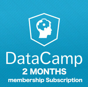 DataCamp-2-Months-Membership-Personal-No-Shared-Full-Access-to-All-Courses