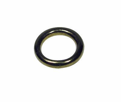 10 Stück Beinringe weiß Ringe für Raffhalter 11//16 mm
