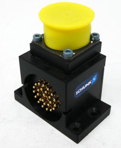 Schunk SWO-R26-A 9935820 elektr tool side Durchführungsmodul -used