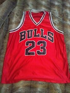 cheap for discount 3714e 424a5 Details about Unbranded #23 Michael Jordan Chicago Bulls Jersey