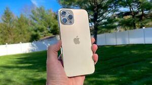 Apple iPhone 12 Pro Max - 256GB - Gold (Verizon)