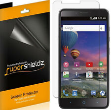 6X Supershieldz HD Clear Screen Protector Saver For ZTE ZMAX PRO