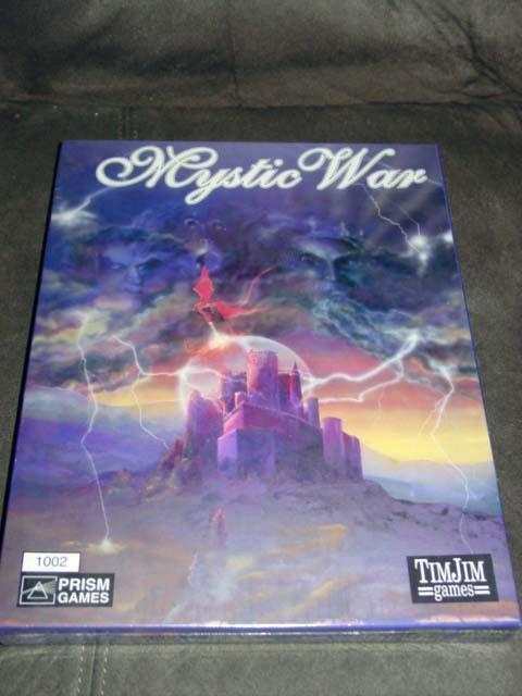 Timjim Games & Prisme Jeux-Mystic guerre-Fantasy jeu de carte de guerre (scellé)