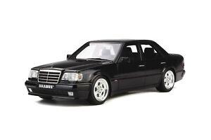 1-18-Otto-Models-Mercedes-benz-w124-Brabus-500E-6-5-OT652-cochesaescala