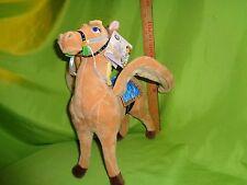 Disney SOFIA THE FIRST SAFFRON PEGASUS HORSE plush stuffed animal toy doll NEW