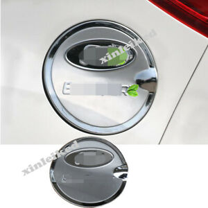 For Honda Accord 2018 stainless steel Gas Cap Fuel Tank Cover trim